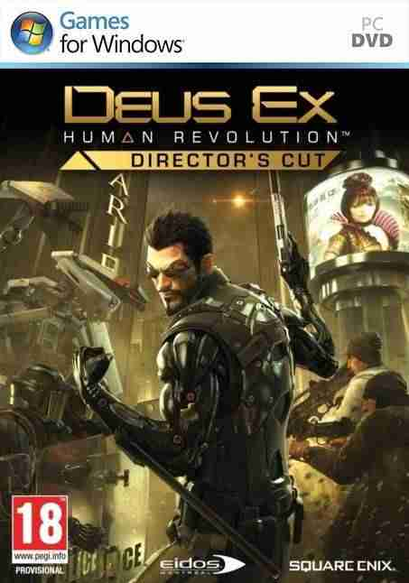 Descargar Deus Ex Human Revolution Directors Cut [MULTI][RELOADED] por Torrent